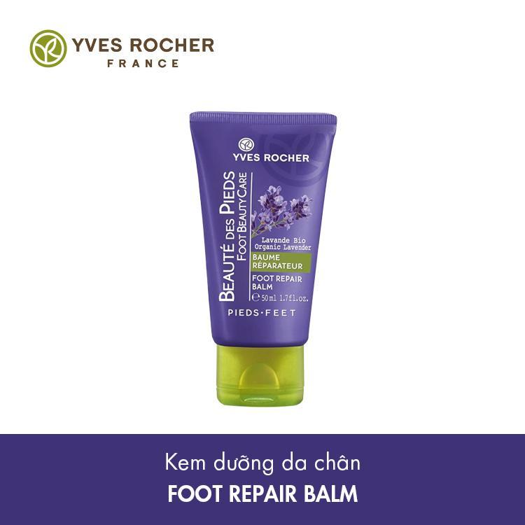 Kem Dưỡng Da Chân Yves Rocher Foot Repair Balm 50ml