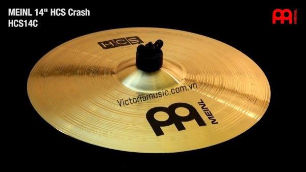 Cymbal Meinl HCS 14 inch
