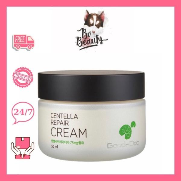 [FREESHIP]Kem Rau Má GoodnDoc Centella Repair Cream Dưỡng Ẩm Và Phục Hồi Da cao cấp