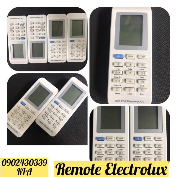 [Ảnh thật] [Có sẵn] Remote điều khiển máy lạnh ELECTROLUX Eco