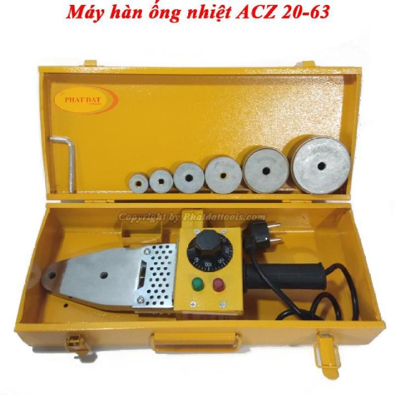 Máy Hàn Ống Nhiệt ACZ 20-63 Công Suất 800W