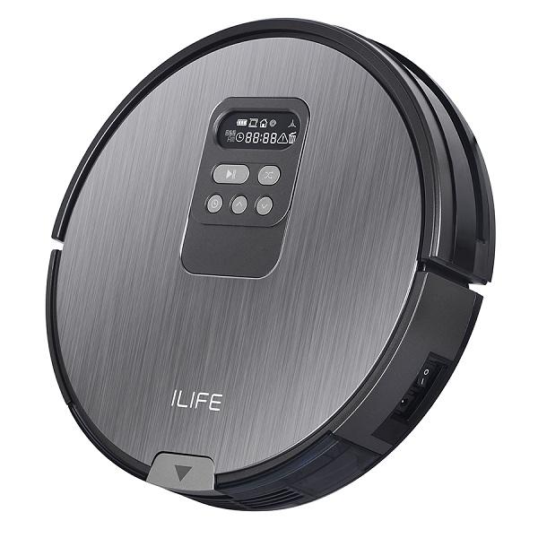 iLife V80 Robot hút bụi lau nhà Bản xuất châu Âu