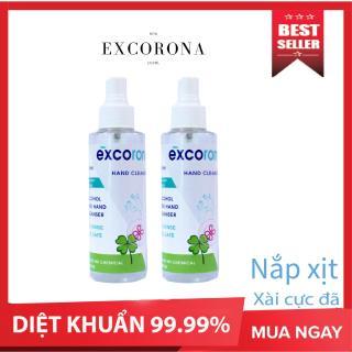 Sữa Rửa tay Khô chống dịch diệt khuẩn Excorona USA thumbnail