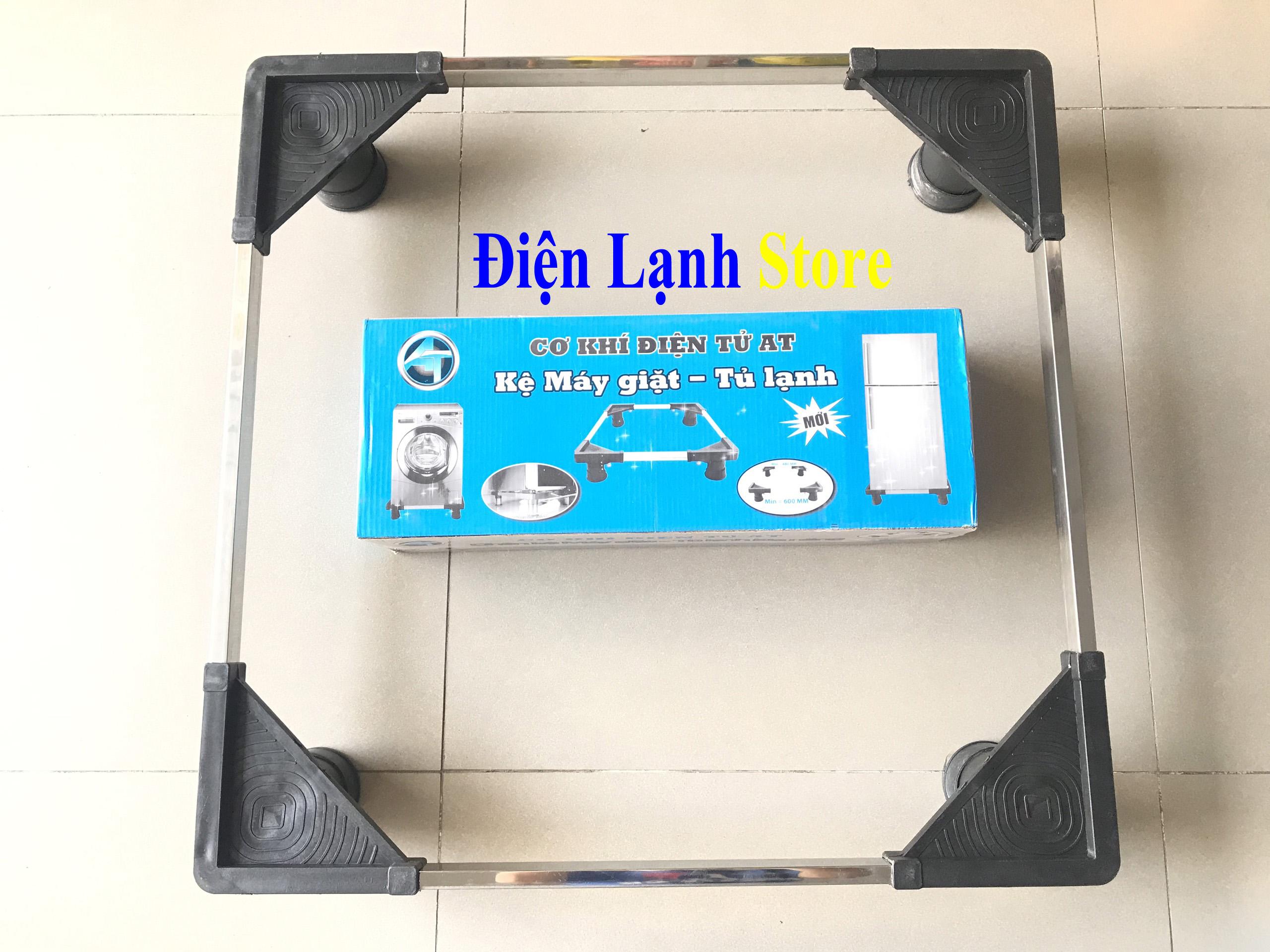 Bảng giá Chân Đế Đa Năng Dùng Cho Tất Cả Các Loại Máy Giặt, Tủ Lạnh Chống Ẩm Thấp Bảo Vệ Thiết Bị. Điện máy Pico