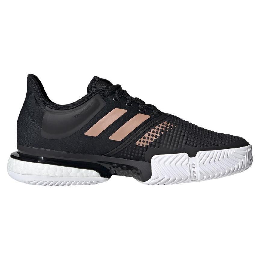 Giày Tennis Nữ Chính Hãng | Adidas SoleCourt W FU8133 | Kankun Sport Shop giá rẻ