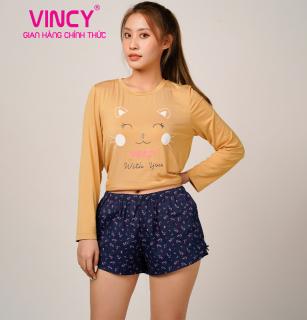 Quần short nữ Vincy OQSK02091 thumbnail