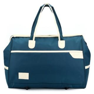Túi xách du lịch cao cấp (xanh ngọc) -205889-5 B -GIA TOT thumbnail