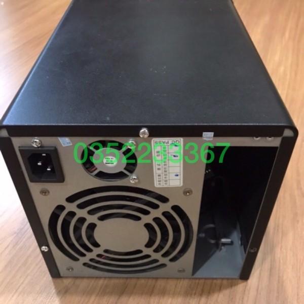 Bảng giá Vỏ Nas 4 Khay ổ cứng HDD 3.5 cũ Phong Vũ