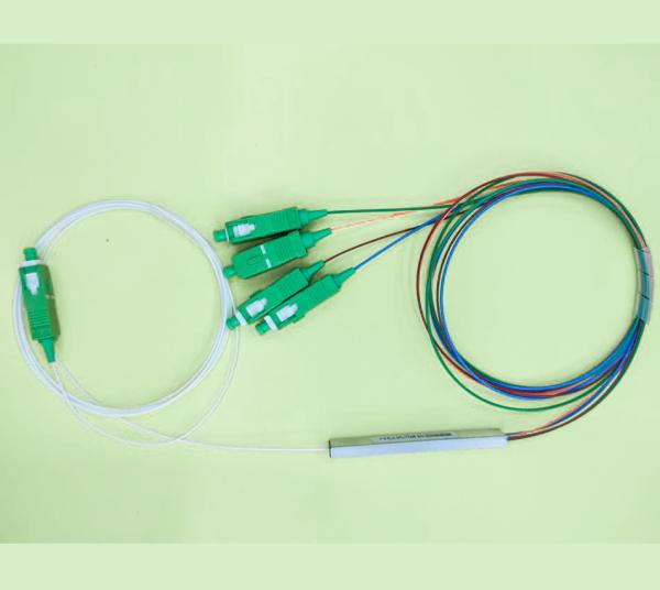Bảng giá Bộ chia quang Splitter 1x4 (Splitter PLC Mini Type 1×4) Phong Vũ