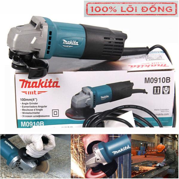Máy mài Makita nhật bản, Máy mài cắt Makita 100% lõi đồng - Máy mài Makita công suất lớn, Máy cắt gạch cầm tay Makita hiệu quả trong xây dựng