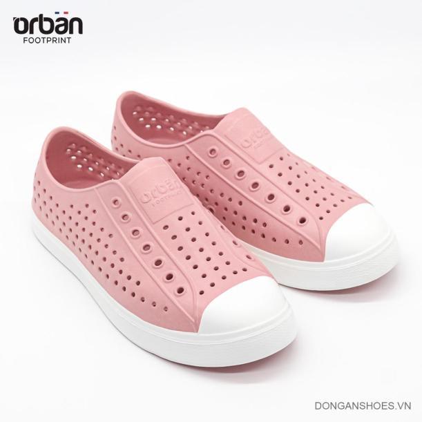 [Tặng sticker] Giày nhựa trẻ em URBAN FootPrint - Giày nhựa siêu nhẹ, giày đi mưa - Chất liệu nhựa EVA siêu nhẹ, mềm, không thấm nước - Mã SP: [D2001.kid] giá rẻ