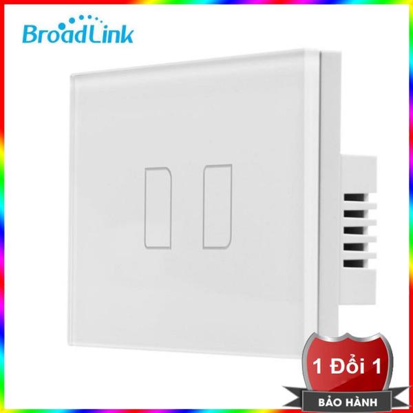 Công tắc cảm ứng, điều khiển từ xa Broadlink TC2 chuẩn US - 2 phím - Bảo hành 12 tháng lỗi 1 đổi 1