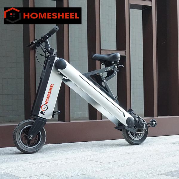 Mua Xe điện scooter thể thao Homesheel AONE X Phiên bản mới-bảo hành 2 năm-màu bạc