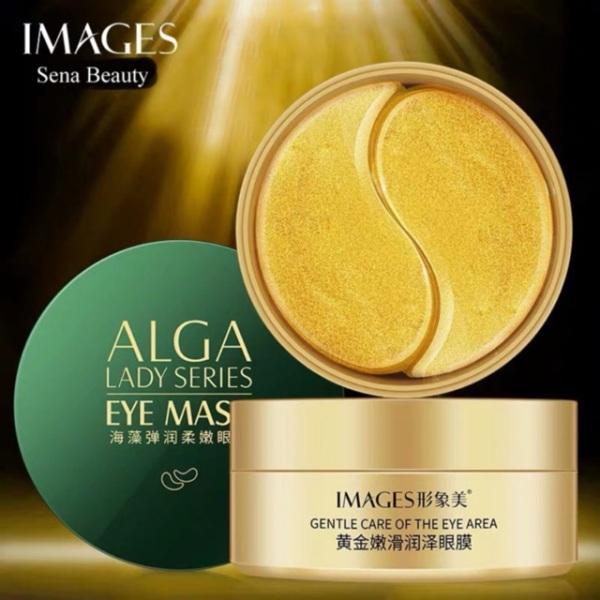 Hộp Mặt Nạ Mắt Images ALGA Lady Series Hộp Vàng giá rẻ