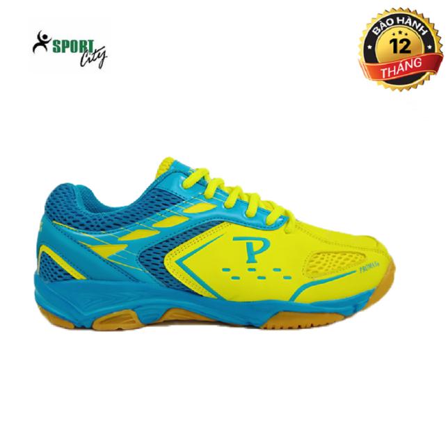 Giày cầu lông nam Promax 18018 chuyên nghiệp, nhẹ và êm chân, full box, bảo hành 12 tháng - giày chơi bóng chuyền nam nữ - giày thể thao nam nữ giá rẻ