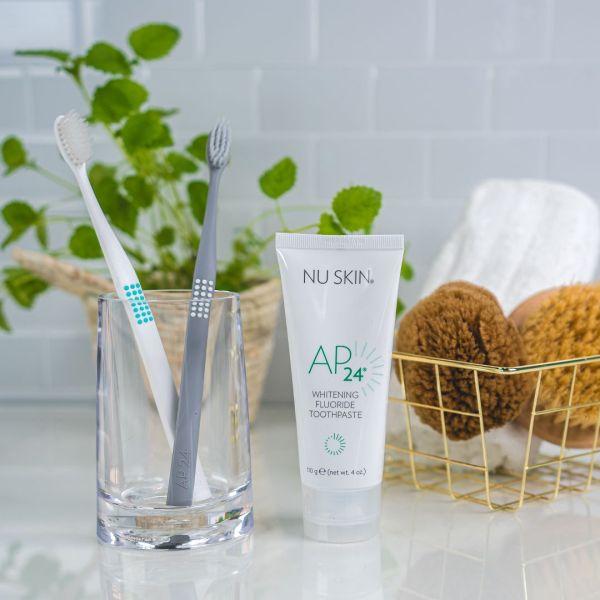 Kem trắng răng Nuskin AP24 giúp giảm hôi răng miệng hàng chuẩn giá rẻ
