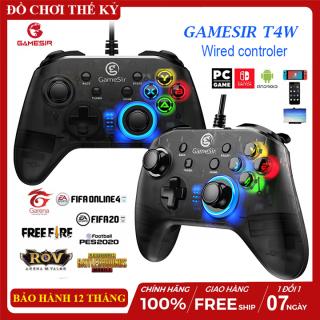 GAMESIR T4 PRO Tay cầm chơi game không dây đa năng gamesir T4 pro cho PC IOS Android Switch thumbnail