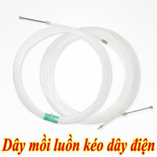 Dây mồi luồn dây điện ( 5M, 10M, 15M, 20M, 25M ) - Shop uy tín và chất lượng