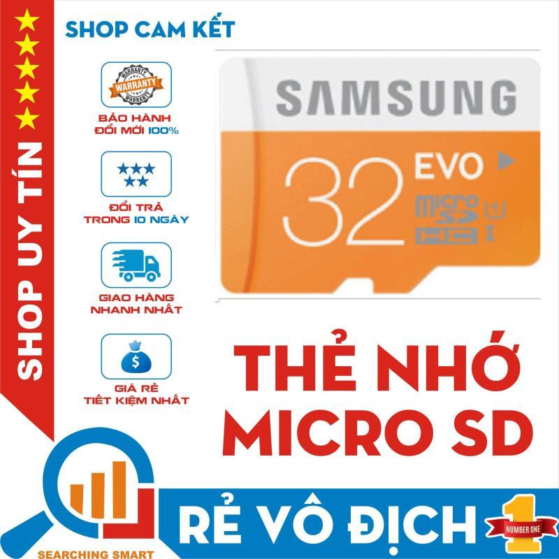 Thẻ nhớ Micro SDHC Samsung EVO Plus32GB - Bảo hành 5 năm