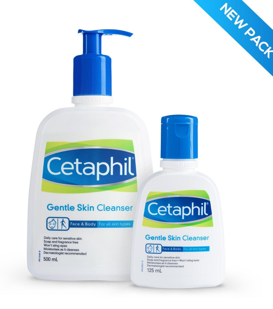 Sữa rửa mặt Cetaphil (125ml-500ml) Amipharma