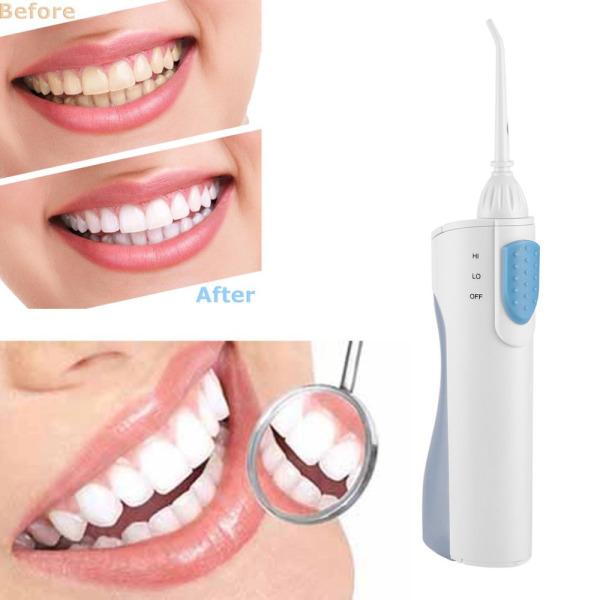 Tăm nước dental spa xịt bay thức ăn thừa trong kẽ răng vệ sinh răng miệng nhanh chóng dụng cụ chăm sóc răng miệng chuyên nghiệp giá rẻ