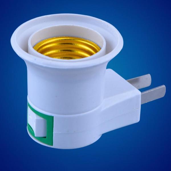 Bảng giá [HCM]Đui đèn E27-có công tắc bật tắt bằng nhựa cao cấp