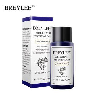 BREYLEE Tinh dầu mọc tóc 20ml Cải thiện tình trạng rụng tóc Chăm sóc tóc