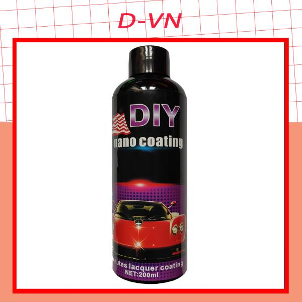 [ Siêu Chống Nước ] Chai xịt phủ nano ô tô chống nước DIY Nano Coating 200 ml công nghệ Mỹ hàng nhập khẩu