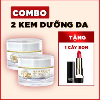 [TẶNG THỎI SON, ĐƠN 299K] Combo 2 hộp kem dưỡng da cao cấp hara white 30g thumbnail