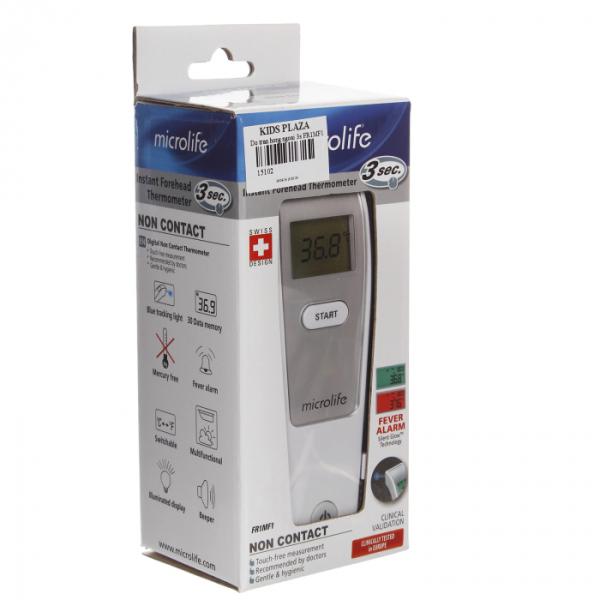 Nhiệt kế điện tử đo trán hồng ngoại Microlife FR1MF1 bán chạy