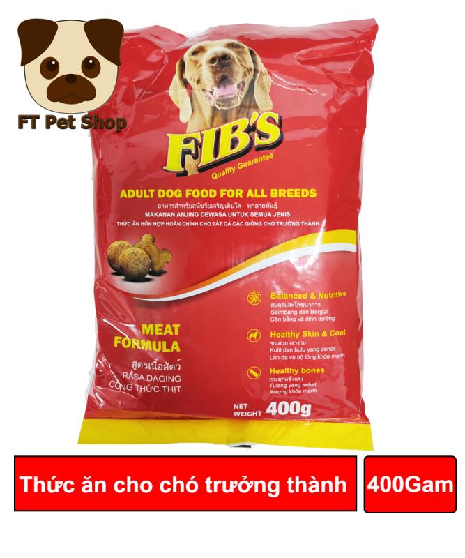 Thức Ăn Cho Chó Trưởng Thành Fibs