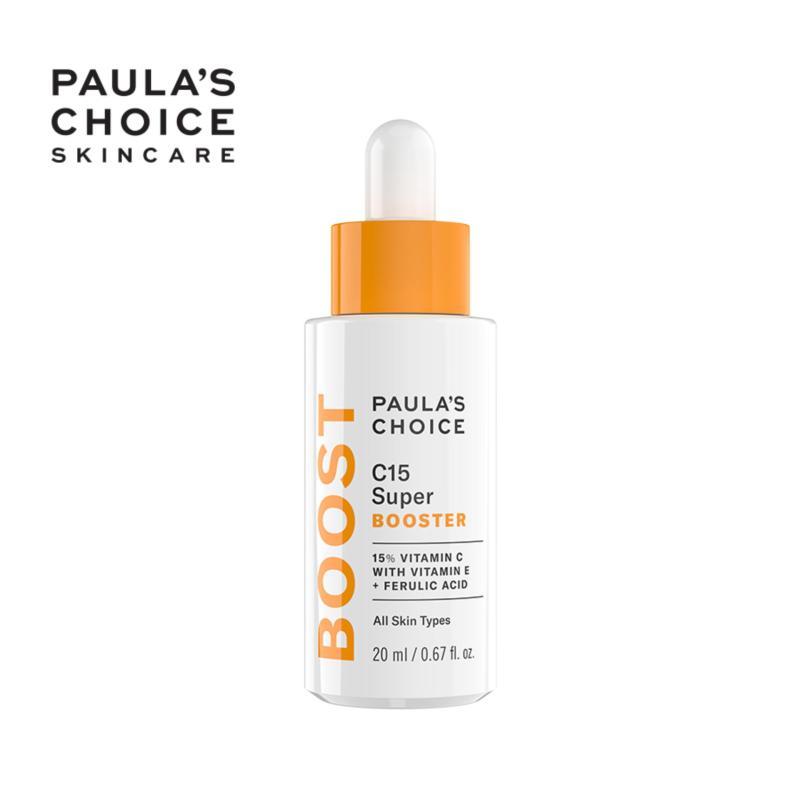Tinh chất chống lão hóa chứa Vitamin C Paula's Choice C15 Super Booster-7770