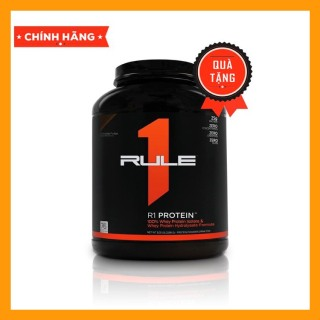 Rule 1 Protein Isolate 5Lbs - Sữa tăng cơ Rule1 - Whey Protein R1 ( 76 LẦN DÙNG ) thumbnail