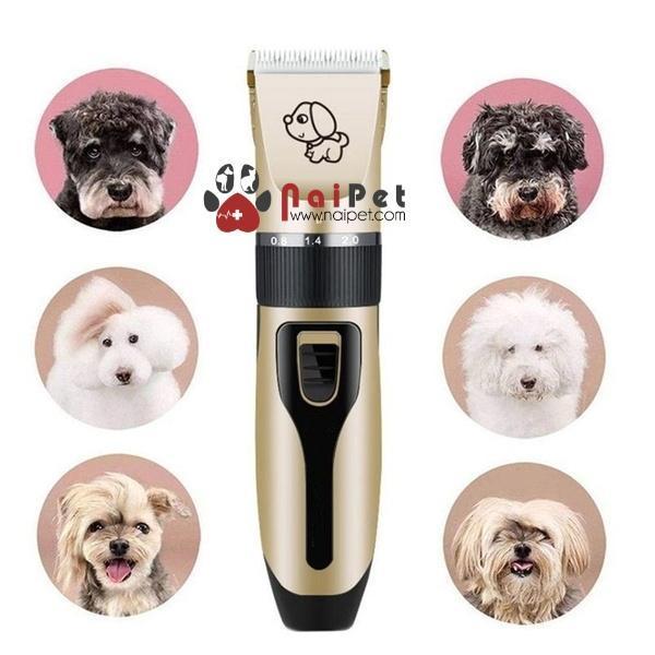 Tông Đơ Cắt Tỉa Lông Pet Grooming Hair Clipper Kit