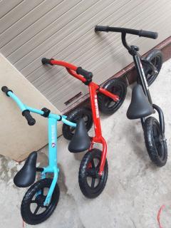 Xe đạp 2 bánh tập thăng bằng cho bé thumbnail