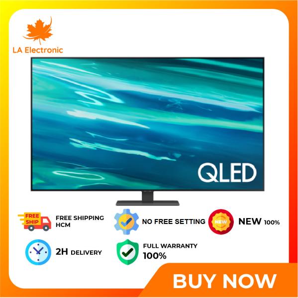 Bảng giá [GIAO HÀNG 2 - 15 NGÀY, TRỄ NHẤT 15.08] [Trả góp 0%]Installment 0% - Smart Tivi QLED 4K Samsung 55 Inch QA55Q80AA - Miễn phí vận chuyển HCM