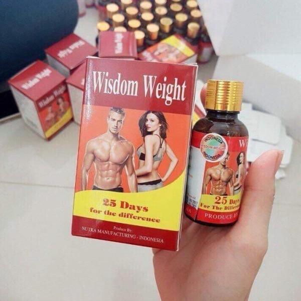 viên tăng cân Wisdom Weight