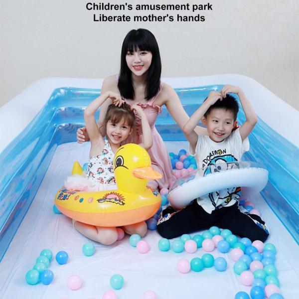 Bể bơi phao cho bé swimming pool 3 tầng hàng loại dày 2 lớp đáy, đủ kích thước, Tặng kèm keo và miếng dán dự phòng phân phối tại Hồ Chí Minh bởi MiRa E
