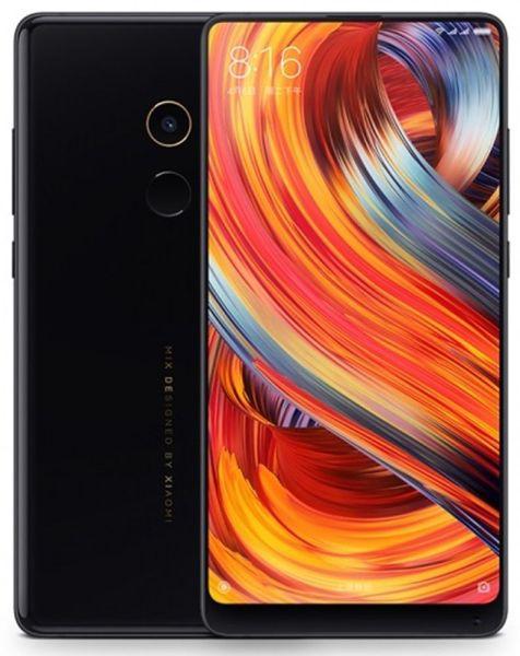 Điện thoại Xiaomi Mi Mix 2 - 2 sim  Ram 6/128 GB - Chip Snapdragon 835  Hiệu năng khủng , cấu hình mượt