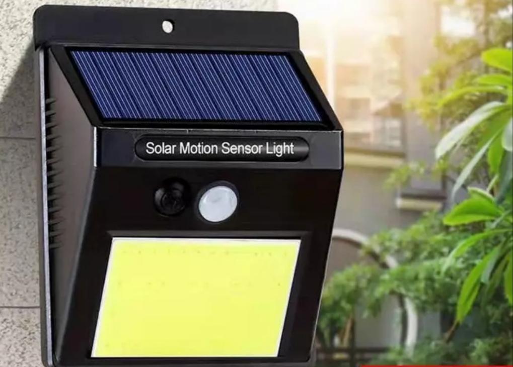 Offer Khuyến Mãi Đèn Led Năng Lượng Mặt Trời Có Cảm ứng Chuyển động