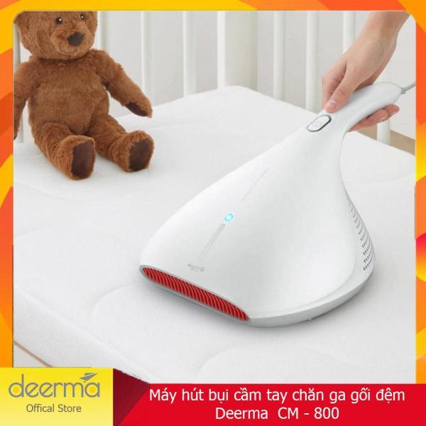 Máy hút bụi diệt khuẩn UV chăn ga gối đệm giường Deerma CM800 ( có bảo hành )