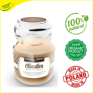 Nến tinh dầu thơm thiên nhiên cao cấp Natural Fresh SJ130 - Scented Candle with essential oils thumbnail
