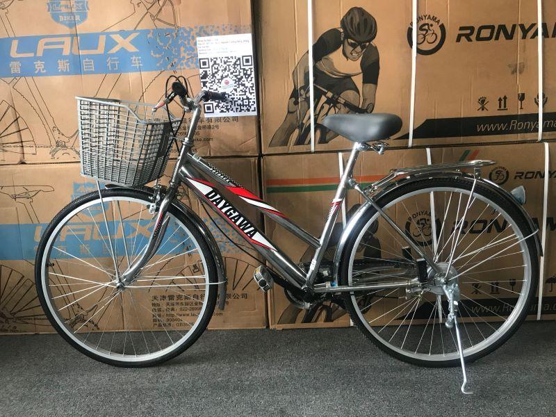 Phân phối Xe đạp (cào giọt inox 26 nan thưa) XD24542-19