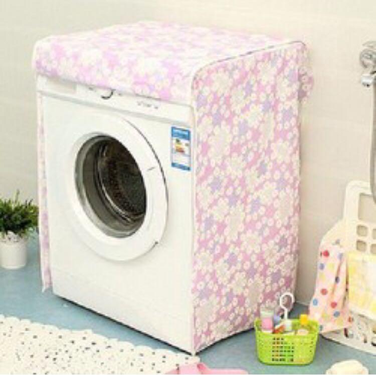Áo trùm máy giặt cửa ngang- Thanos Store