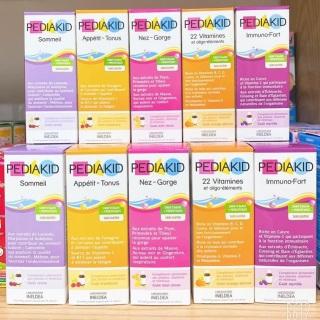 Pediakid ăn ngon ngủ ngon Appetit Tonus cho trẻ từ 6 tháng trở lên của Pháp, sản phẩm đa dạng, đảm bảo chất lượng cho sản phẩm và an toàn cho sức khỏe người sử dụng thumbnail