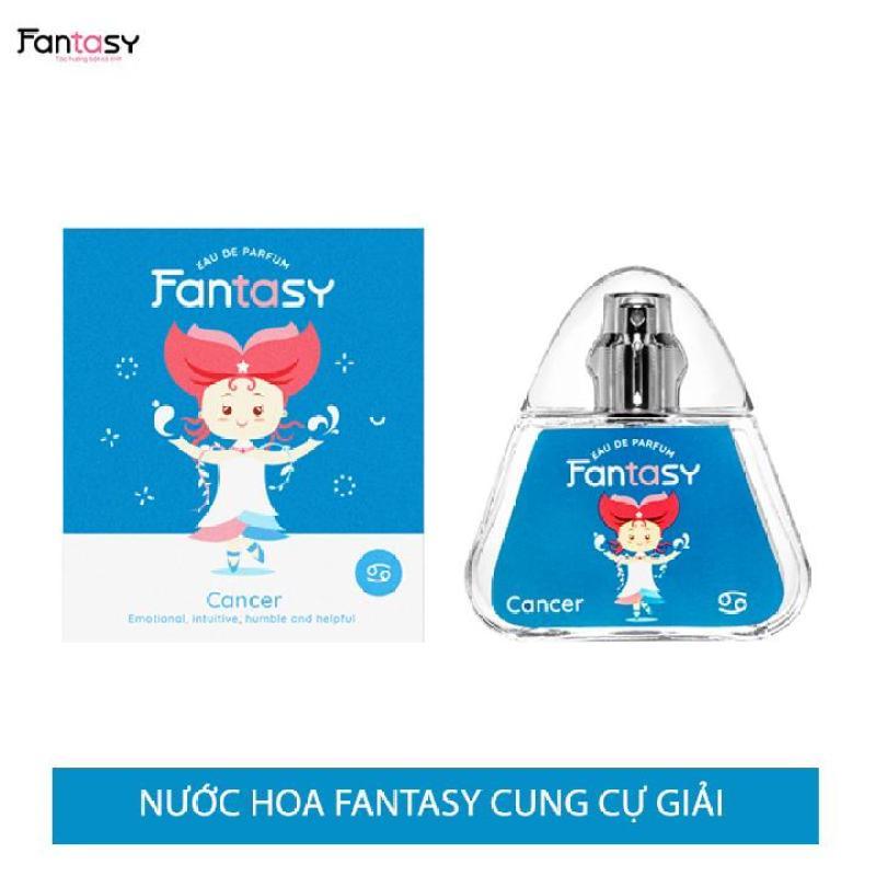 Nước hoa Fantasy 12 cung hoàng đạo - Cự Giải (Cancer) 20ml
