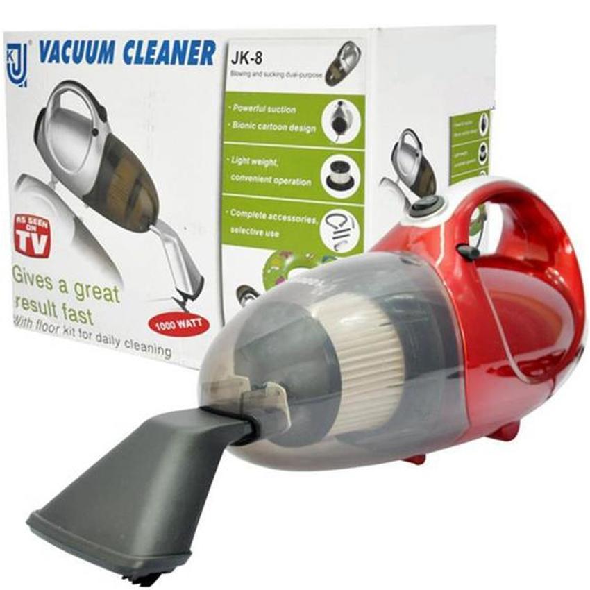 Máy hút bụi 2 chiều Vacuum Cleaner JK8 (Đỏ)