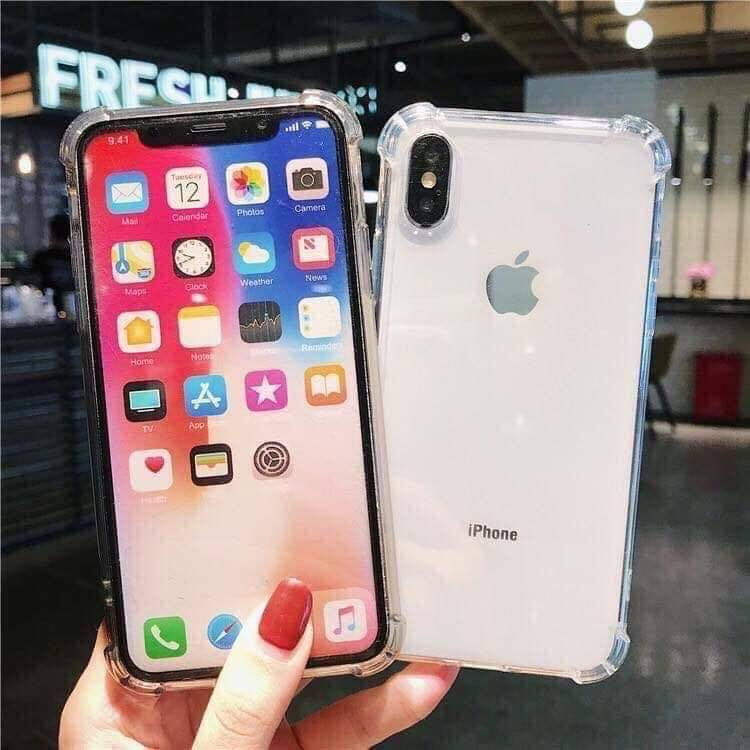 Giá Ốp lưng silicon chống sốc phát sáng iPhone 6/6S/6Plus/6SPlus/7/8/7Plus/8Plus/X/XS Max/iPhone 11/iPhone 11 pro /iPhone 11 pro max