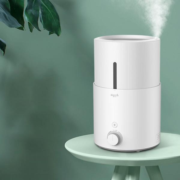 Deerma DEM-SJS600 Máy làm ẩm không khí siêu cấp cho văn phòng gia đình Máy tạo ẩm thanh lọc công suất lớn 5l không khí khô Làm ẩm
