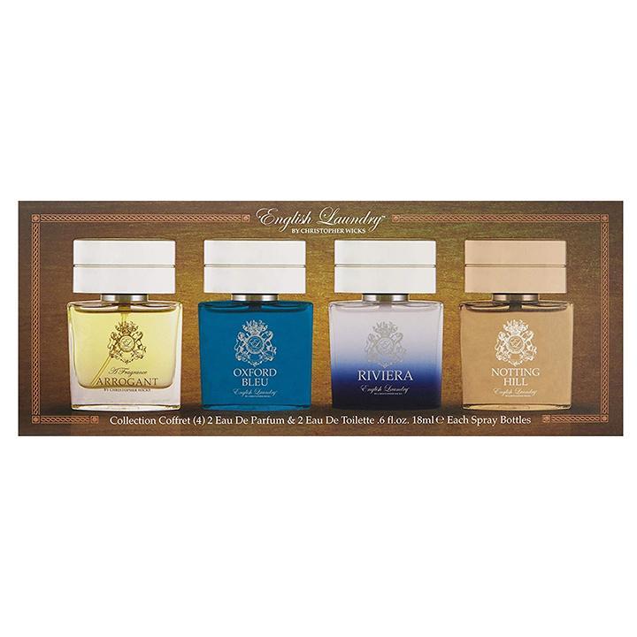 Bộ nước hoa English Laundry Mens Fragrance Collection